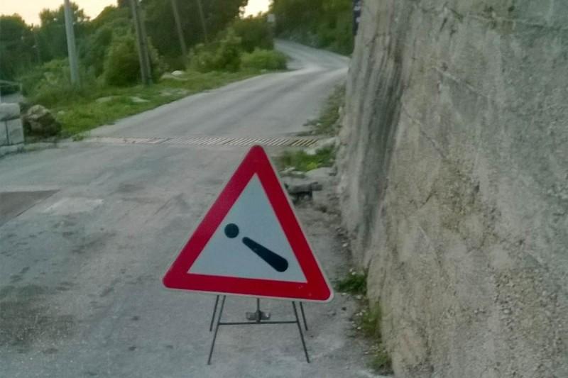 Kako vratiti uklonjeni prometni znak ako nigdje nije evidentiran?