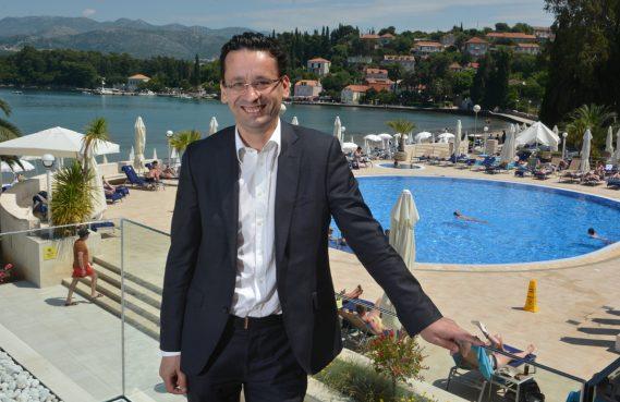 UMJESTO OSTOJIĆA Marinko Benić na čelu Karisma Hotels Adriatic