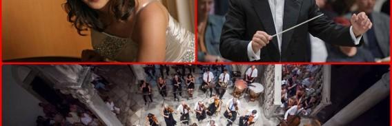 U ATRIJU KNEŽEVA DVORA Drugi koncert DSO-a s gostima