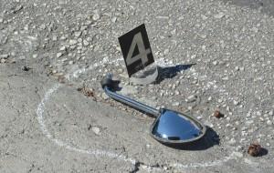 PROMETNA U HEBRANGOVOJ Motociklist teško ozlijeđen