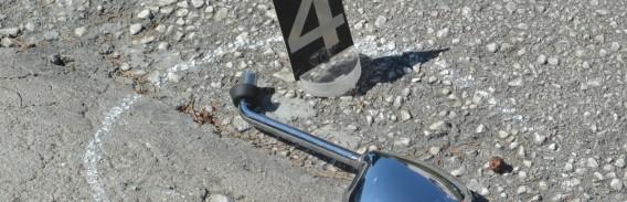 U prometnoj nesreći u Staroj Mokošici ozlijeđen motociklist