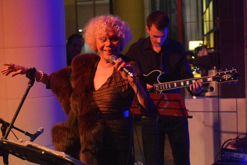 Carol Cass otvorila 4. Wine&Jazz festival