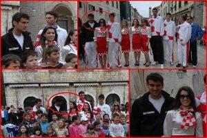 EKSKLUZIVNO O KRONOLOGIJI LJUBAVI Marin i Kristina zaljubili su se na Stradunu 2008. godine