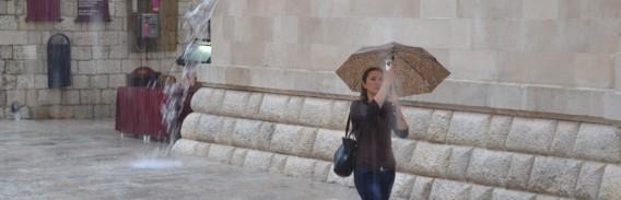 BEZ BRIGE Kiša se smiruje do popodne!