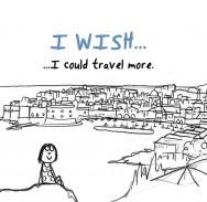 ČAK I KAO STRIP Dubrovnik na popisu želja