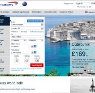 ZIMSKA PROMOCIJA U studenom Dubrovnik na stranicama British Airwaysa