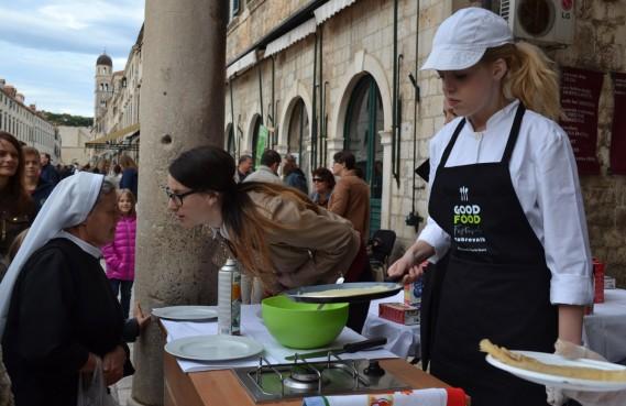 GOOD FOOD FESTIVAL Festa od palačinaka oduševila najmlađe i turiste!