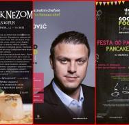 TREĆI DAN GOOD FOOD FESTIVALA Palačinke, objed s knezom i Mate Janković!