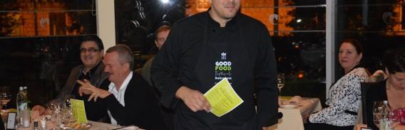 FOTOGALERIJA Tko je večerao s Matom Jankovićem u Hilton Imperialu?