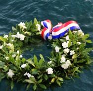 DAN SJEĆANJA Spušteni vijenci u gruškoj luci za sve poginule na moru