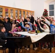 CROCKERSI SNIMILI BLAGDANSKI SPOT 'Božić dolazi u Grad'