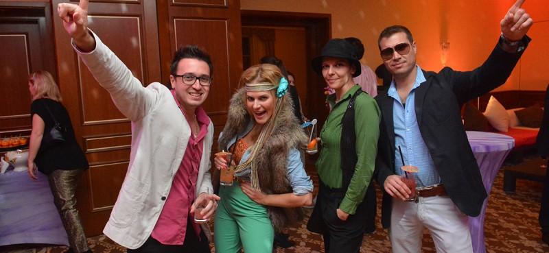 DISCO FOTOGALERIJA Lude sedamdesete u Hilton Imperialu!