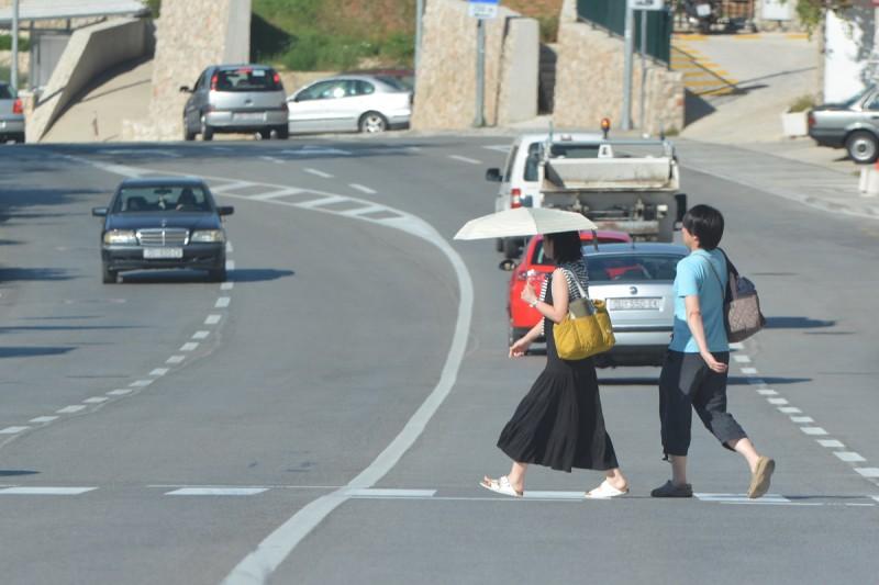 NAPISALI 74 KAZNE Policija kažnjavala i pješake i vozače
