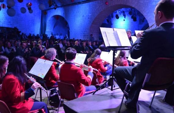 FOTO Tko je sve došao na božićni koncert Gradske glazbe