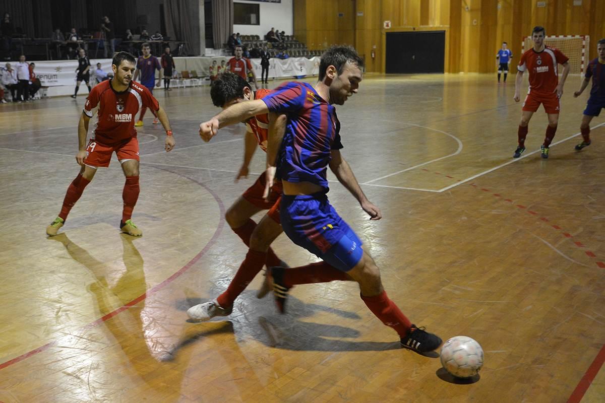 Futsal Square Alumnus Gospino polje