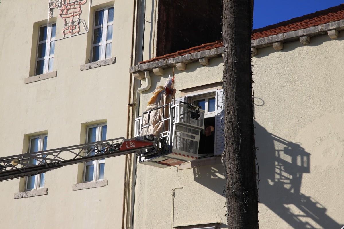 Sveti NIkola kod Dubrovačkih vatrogasaca