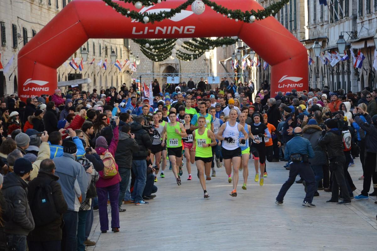 DuRun10K 1. Međunarodna novogodišnja utrka