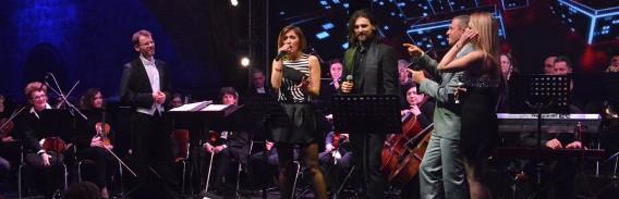FESTA OD ORKESTRA Dubrovčani uživali u pjesmama iz mjuzikala i filmova