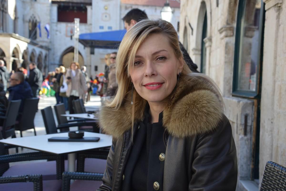 Ana Perović Alamat