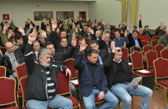 FOTO Marko Mišo Mujan predsjednik Udruge branitelja Dubrovnika