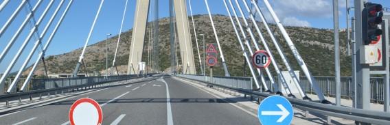 PROBLEMI ZBOG JAKOG VJETRA Bura zatvorila most