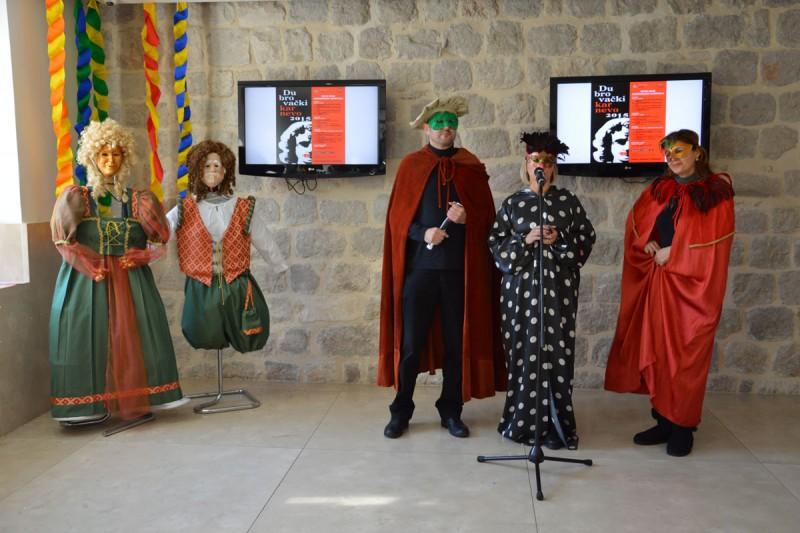DUBROVAČKI KARNEVO Pokladne maske, kostimi i fotografije za početak!