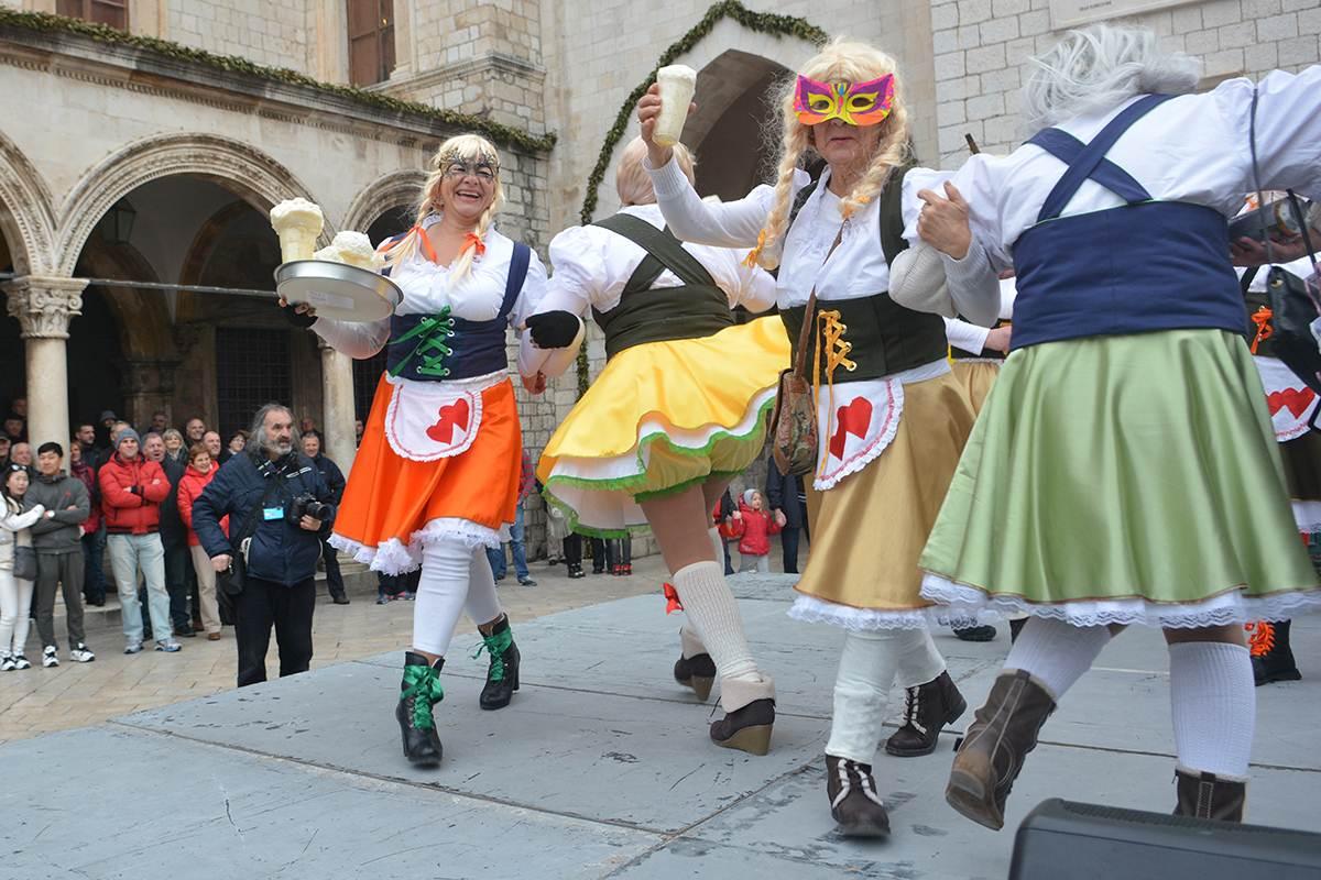 Župski karnevo 2015.