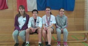 BADMINTON Tri medalje Čerjan i bronca Zlošila
