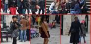 FOTO Lijepe turistkinje okupirale Stradun