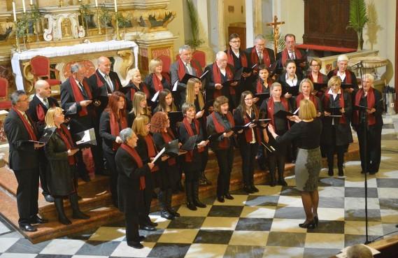 FOTOGALERIJA Koncertom duhovne glazbe završeni Dani kršćanske kulture
