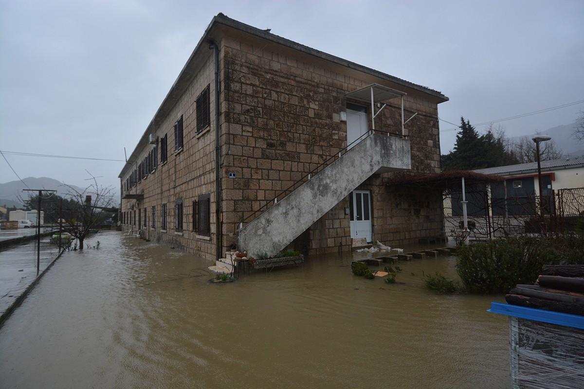 Poplava u Kuparima ožujak 2015