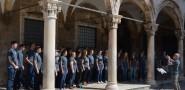 FOTO Zbor iz sunčane Kalifornije zapjevao Dubrovčanima