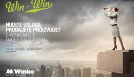 PREDSTAVLJAMO WINKO.COM Idealno mjesto susreta ponude i potražnje