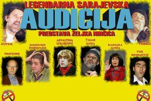 AUDICIJA - predstava @ Kino Slavica | Dubrovnik | Dubrovačko-neretvanska županija | Hrvatska