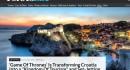 Strani mediji ponovno pišu hvalospjeve o Dubrovniku