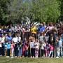 FOTO Hiltonovci s roditeljima, djecom  i tetama uredili 'Pčelicu'