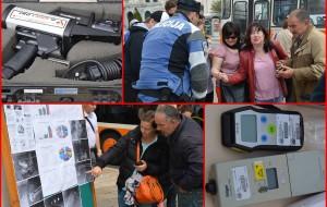 FOTO Promotivna akcija Policije na Brsaljama