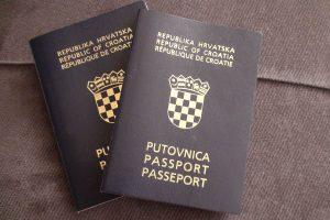Hrvatska putovnica najslabija u Europskoj uniji