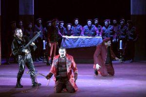 METROPOLITAN OPERA – C. Gounod: ROMEO I JULIJA @ Kino Visia
