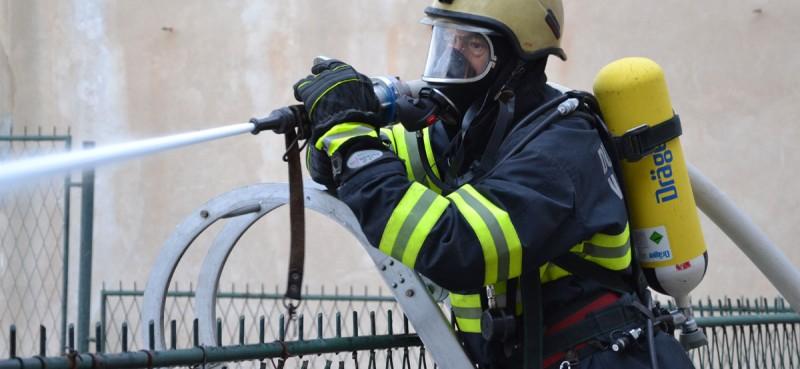 Zapalila se kuhinja u stambenom objektu na Kantafigu