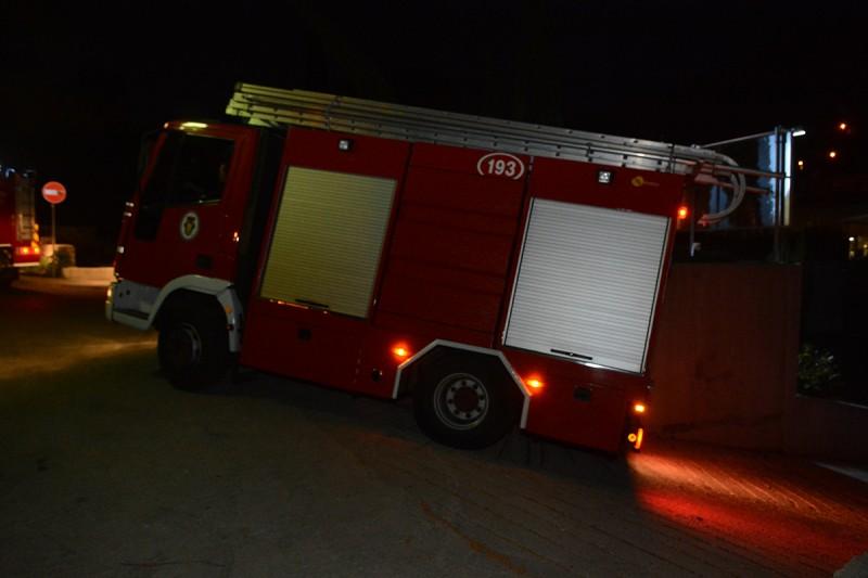 OBALA STJEPANA RADIĆA Zapalilo se osobno vozilo, šest vatrogasaca s tri vozila na intervenciji
