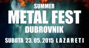 METAL FEST @ Klub Lazareti | Dubrovnik | Dubrovačko-neretvanska županija | Hrvatska