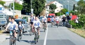FOTO/VIDEO Evo tko je sudjelovao na župskoj humanitarnoj biciklijadi!