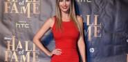 FOTO Vanja Halilović zasjala u crvenoj haljini Andree Zvono