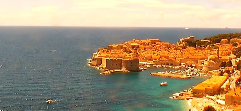 PROJEKT DULISTA Dubrovnik na live video streamu!