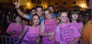 """FOTO Maturanti poručili """"Adio školo!"""" na Stradunu"""