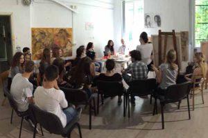 Izložba maturalnih radova učenika Slikarskog odjela UŠLS @ Galerija mladih | Dubrovnik | Dubrovačko-neretvanska županija | Hrvatska