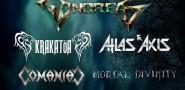 SAMO ŽESTOKO Ne propustite Metal Fest u Lazaretima!