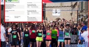 DUBROVAČKI POLUMARATON Prihod od utrke građana za pomoć Mari Maltarić