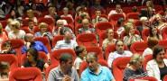 FOTO / PREMIJERA FILMA PAX VOBIS Evo kako izgleda kad cijeli razred glumi!